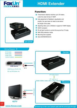 Free shipping! 5 port HDMI Switcher for HDTV