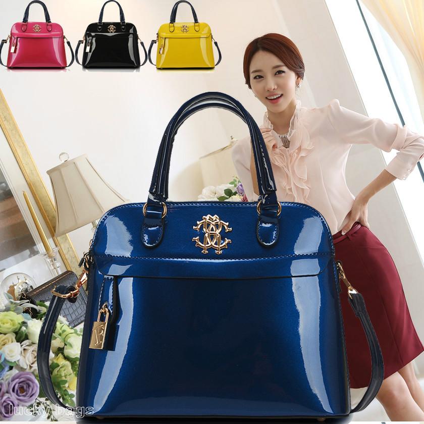 New arrival PU fashion female bags claretred 2014 womens handbag one shoulder cross-body messenger bags brand designer tote<br><br>Aliexpress