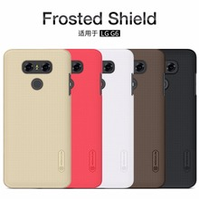 Buy 10pcs/lot Wholesale NILLKIN Super Frosted Shield Case LG G6 (5.7 inch) Gift Screen Protector for $57.52 in AliExpress store