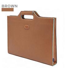 100% genuine leather  Briefcase Bags Men & Women Bag Briefcase Handbag Brand Men Shoulder Bag Business Male Messenger Bag(China (Mainland))
