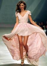 Знаменитости платья  от XCOS Wedding Dresses Co.,Ltd, материал Шифон артикул 1627277707