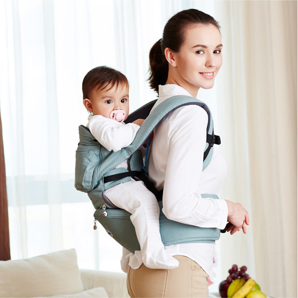 2016 hot sale Baby Carrier Top Baby Sling Baby Backpack Hipseat High Quality Newborn Suspenders New Design Babies Hip Seat(China (Mainland))