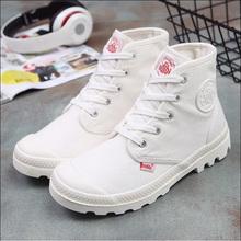 Женщины холст обувь 2017 весна новые поступления узелок дышащий холст обувь женщин белые высокие верхние плоские туфли для женщин(China (Mainland))