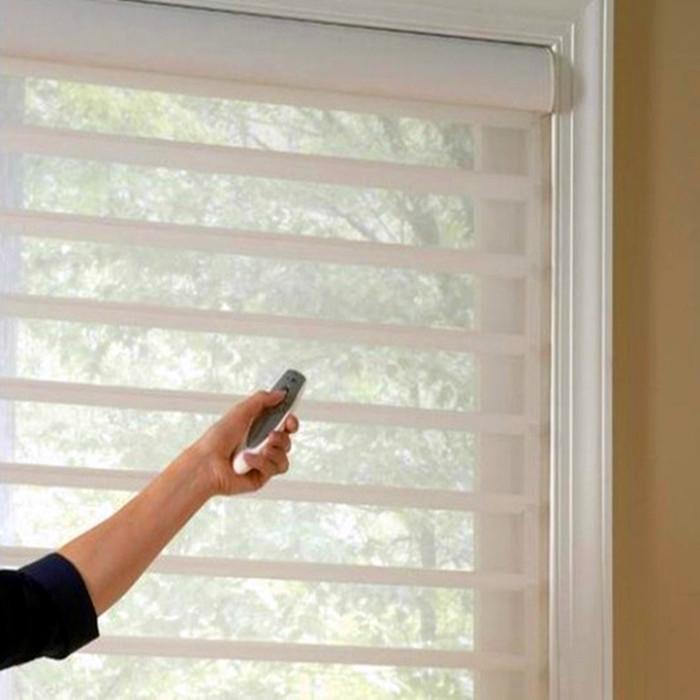 Electric Sun Shading Curtain Window Anti Uv Home Decor