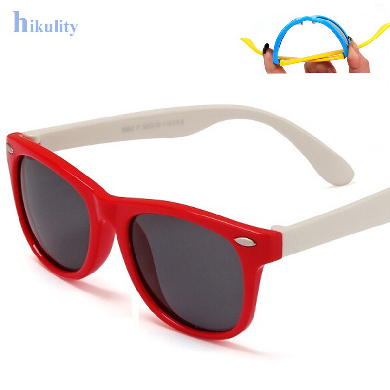 Infant Children Sunglasses TAC Polarized Goggle Kids Sunglasses Baby Safety Coating Glasses Sun UV 400 Protection Shades(China (Mainland))