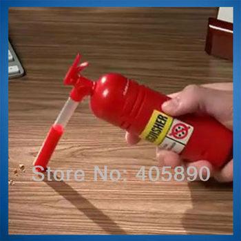 Dust Extinguisher Shape Mini Desktop Vacuum Cleaner for Home Office