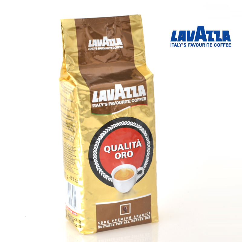 New 2014 nespresso Lavazza coffee beans discusses gold medal 250g