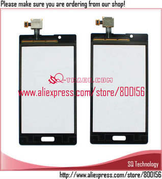 for LG Optimus L7 P700 P705 Touch Screen Digitizer black colour free shipping