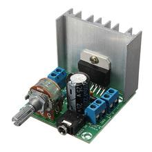EDFY AC/DC 9V-15V/12V 15W+15W TDA7297 Version B Dual Channel Amplifier Board Module(China (Mainland))