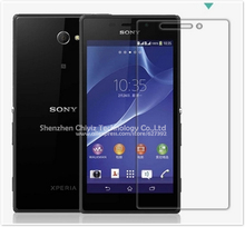 6x Clear Glossy LCD Screen Protector Guard Cover Film Shield For Sony Xperia M2 / M2 dual D2302 S50h