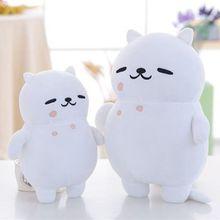 22cm/32cm Game Neko Atsume Cute Cat Plush Stuffed Animal Toy Doll  Cosplay Japanese Anime Rare(China (Mainland))