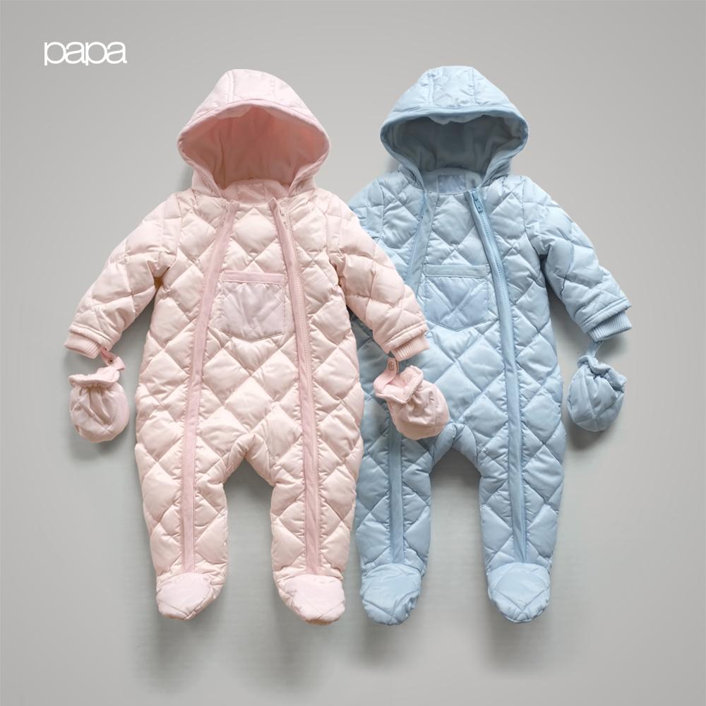 Здесь можно купить  Winter baby down jacket infant baby clothes snowsuit children