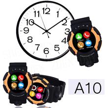 Free shipping!!2016 New Original NO.1 A10 Waterproof Sport Smart Watch MT2502 with Bluetooth G-sensor Heart Rate Waterproof IP67