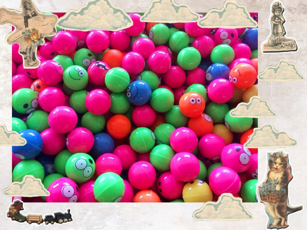 15pcs 3cm baby toy balls Smiley face rubber bouncing ball for kids/Children/Infant/boys/girl pop jumping ball 2 years sports(China (Mainland))