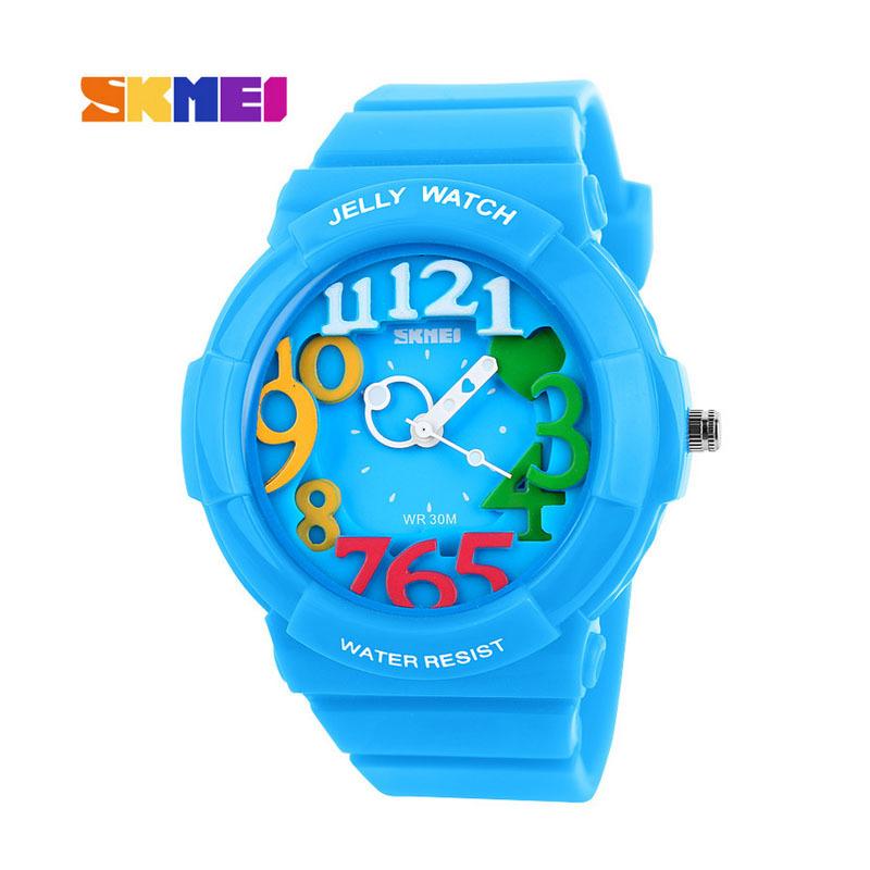Watches children SKMEI Brand Quartz watch Boys girls fashion casual reloj hombre Student waterproof sport wristwatches 1042<br><br>Aliexpress