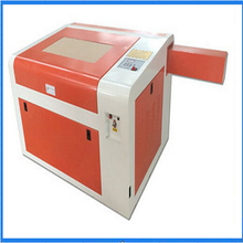 LY 6040 CO2 Laser Engraving & Cutting Machine,LY 6040 CO2 60W,220V/110V,Laser CNC Router Photosensitive Seal Machine(China (Mainland))