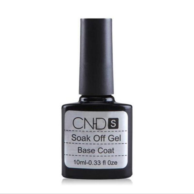 Hot Best Quality 10 ML Professional Base Coat Long lasting Soak Off Varnish Manicure Nail Gel Valid 5 Years MM85(China (Mainland))