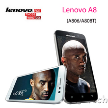 Free GIFTS+Lenovo A806 A8 5.0 inch MTK6592 Octa Core+FDD LTE 4G+2GB 16G ROM +Android 4.4 OS+GPS +Smart Cellphone(China (Mainland))