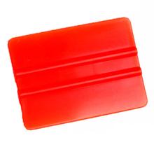 orange mini hard card squeegee window tint tool vinyl application tools mobile phone film install tool(China (Mainland))