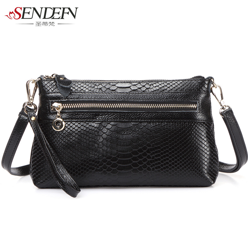 2015 Real Promotion Women Handbag Ew Leather Handbags Bags To Europe And The United States Ms. Retro Women's Single Shoulder Bag