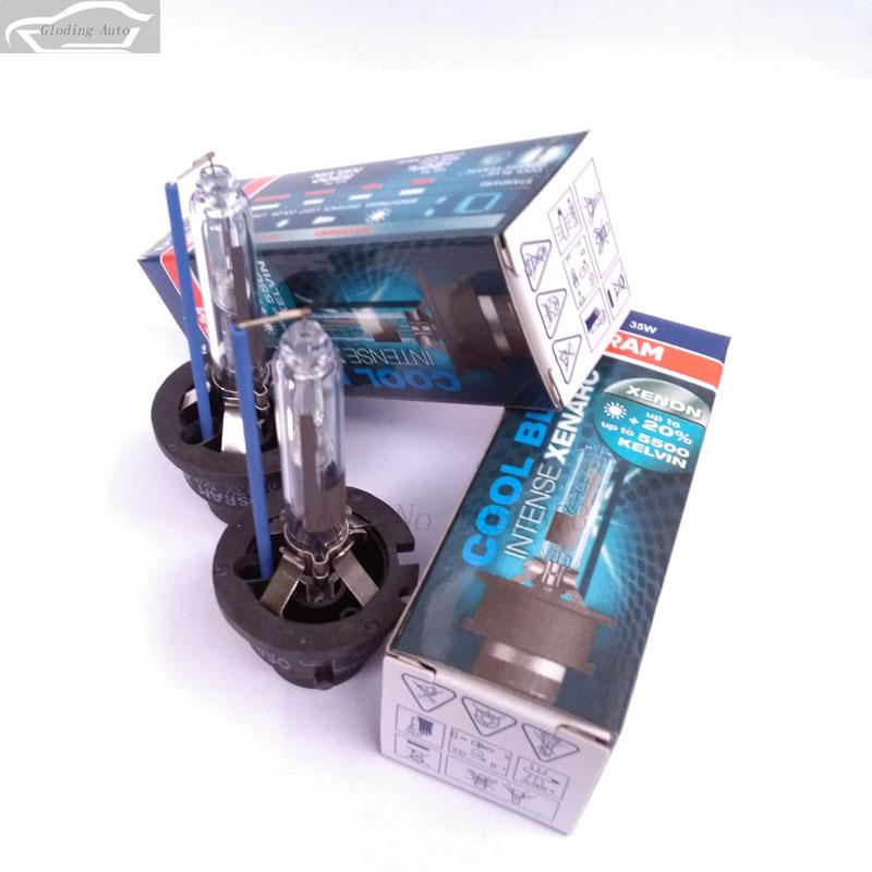 (10PCS/LOT)Osram Xenon Lamps D2R 4300K/5500K HID Bulb 12V 35W Xenon headlight source<br><br>Aliexpress
