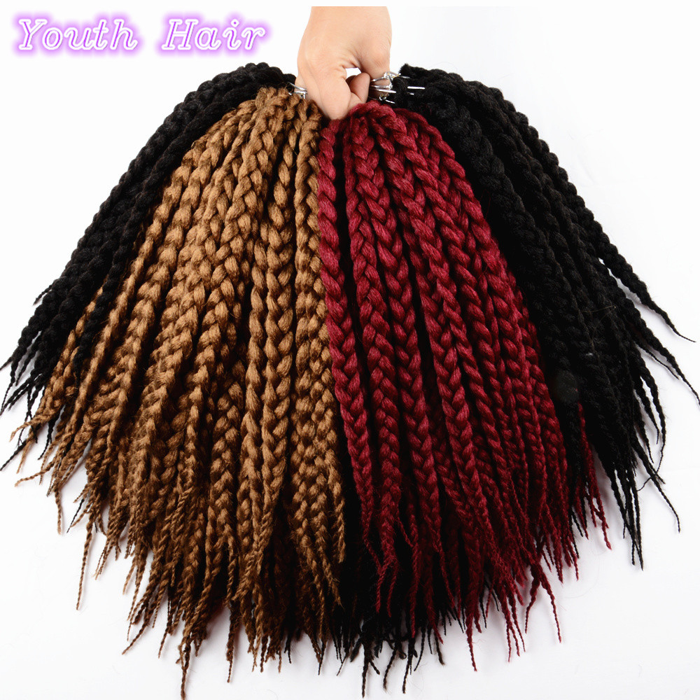 Crochet Box Braids Online : ... braiding hair synthetic dreads box braids crochet braids hair(China