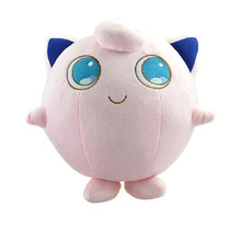 Cartoon Anime Jigglypuff Plush Toys Soft Stuffed Dolls Baby kid dolls Gifts
