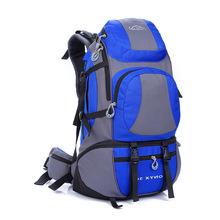 2014 Sports Blue Bag Bike Backpacks 38L Outdoor Mountaineering Hiking Unisex Nylon Tactical Backpacks 351