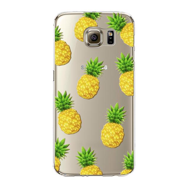 Etui Samsung S4/S5/S6/S6edge/S6edge Plus/N4/N5/S7/S7Edge Fresh Fruits różne wzory