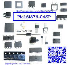 Pic16f876-04 / SP MCU , Flash 8KX14 EE 28 SDIP PIC16F876-04 876 PIC16F876 - Letter Schindler Electronic Supermarket store