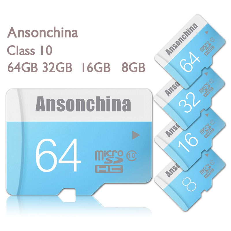 Pass H2testw new Memory Card Micro SD Card Class 10 Flash Card 4GB 8GB 16GB 32GB SDHC Micro 64GB SDXC Microsd TF flash card(China (Mainland))