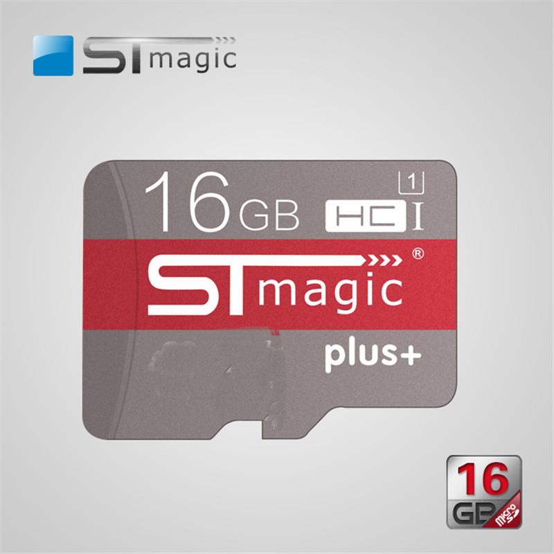Hot Sale Waterproof High Speed STmagic SD Memory Cards Class 10 Micro Microsd Transflash SDHC TF Card Pen Drive Flash(China (Mainland))