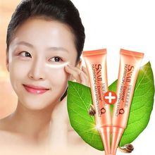 30g Snail Essence Eye Essence Cream Firm Anti puffiness Dark Circle Anti Wrinkle(China (Mainland))