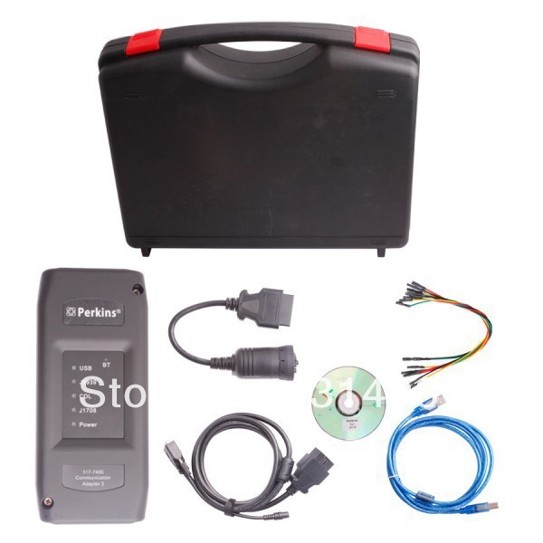 Wholesale for Perkins EST Interface 2011B without Bluetooth with fast free shipping