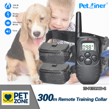 Remote Control Pet Training Products Electric Shock Device Collar for 2 Dogs Training
