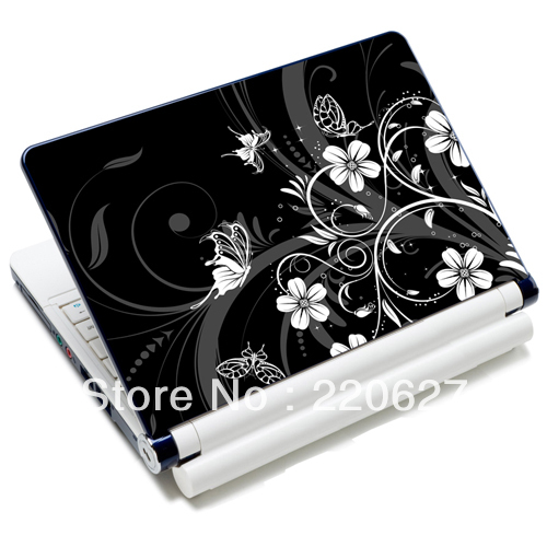 Swirl Flower 7 7.9 8 9 9.7 10 10.1 Inch Tablet Laptop Sticker Skin Cover Case For Mini Toshiba Asus Sony Acer HP Samsung Netbook(China (Mainland))