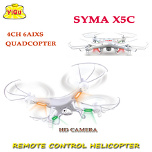 2016 Fashion Syma x5c/x5c-1 2.4G 4CH 6Axis aerial RC Drone RC Helicopter Quadcopter Toys Drone With HD Camera RC Quadcopter X5C(China (Mainland))