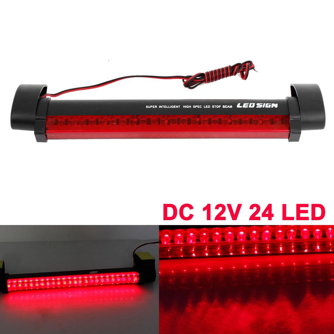 Задние поворотники DC 12V 24 LED 50 24 x 5,5 x 2,5