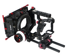 Buy CAME-TV S ony A7S Rigs W/ Mattebox Follow Focus Dslr Cage Camere Rigs for $980.00 in AliExpress store