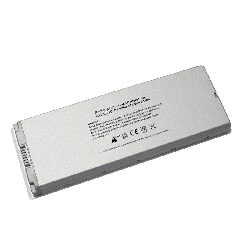 """Laptop Battery A1185 For Apple MacBook Pro 13"""" A1185 MA561 MA561FE/A MA561G/A MA561J/A White(China (Mainland))"""