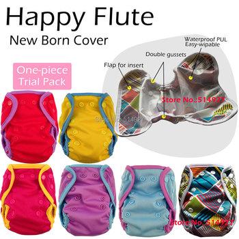 Днем флейта новорожденных крышка пеленки, Двойной утечка углозащитные, Водонепроницаемая ...