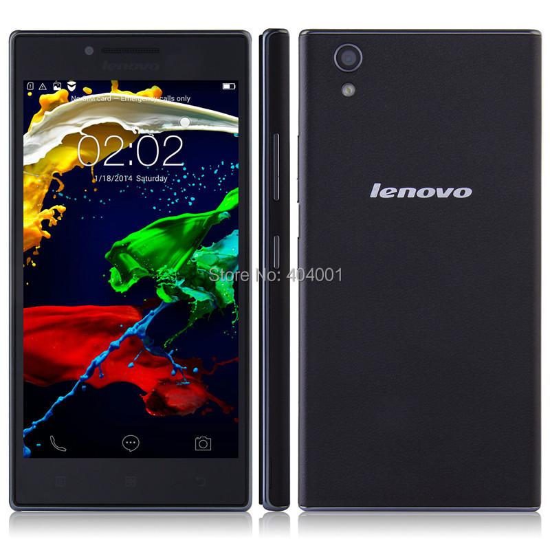 Original lenovo P70 P70-T P70t MT6732 Quad Core 5.0 inch IPS HD screen 2G RAM 16G ROM Android 4.4 4000mAh 13.0MP GSM Wendy(China (Mainland))