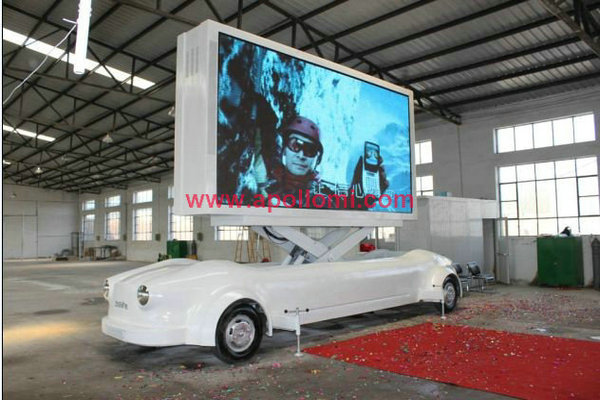 PH10mm mobile trailer led screen(China (Mainland))