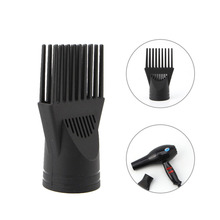Black Professional Hairdressing Salon Hair Dryer Diffuser Blow Collecting Wind Comb Hot!(China (Mainland))