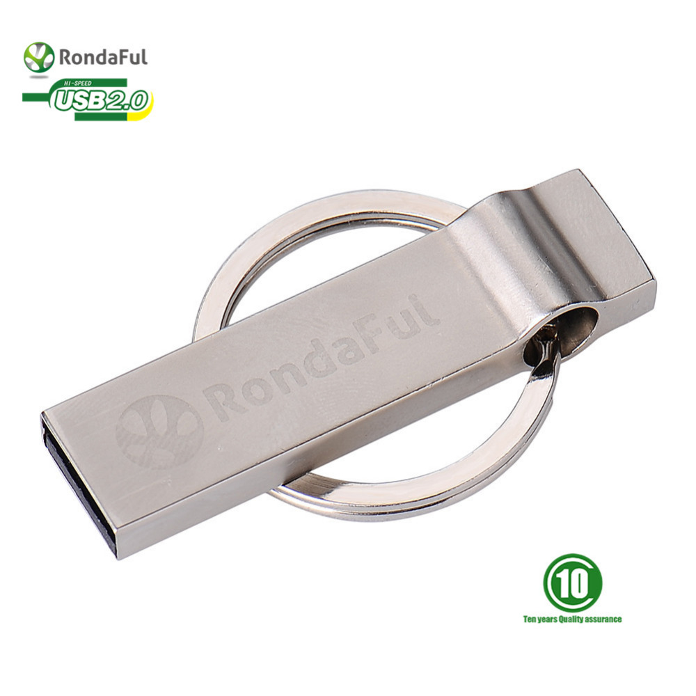 Mini Metal USB Flash Drive 1GB/8GB/16GB/32GB/64GB USB Stick Flash Memory Stick Smartphone Tablet PC USB Flash Pen Drive<br><br>Aliexpress