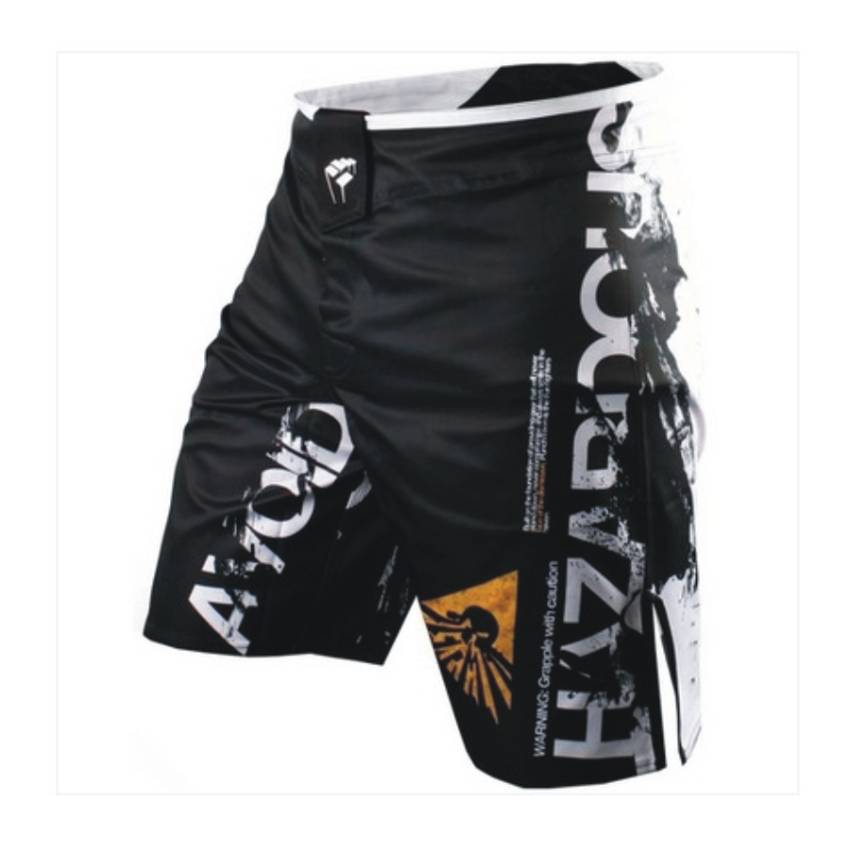 MMA sparring sports training Muay Thai boxing pants muay thai clothing kickboxing boxing shorts muay thai shorts MMA kickboxing(China (Mainland))