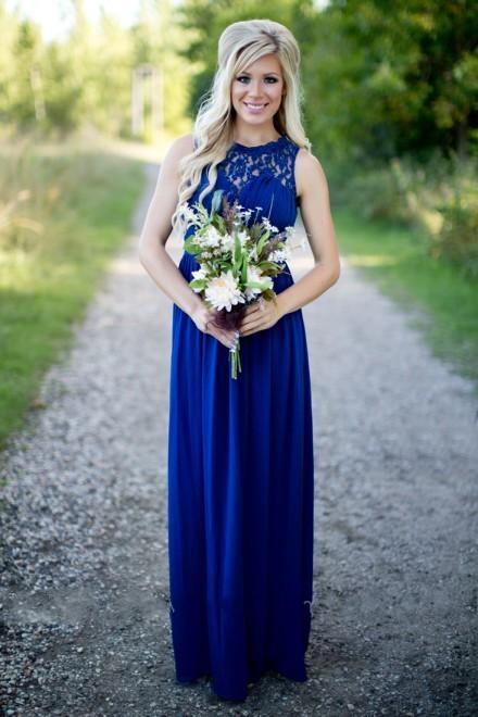 Chiffon Bridesmaid Dress Long Adult Formal Dresses For Wedding Guests