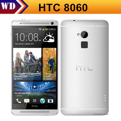Original HTC ONE MAX 8060 Unlocked Cell Phone Quad-core 5.9' 'TouchScreen 2GB RAM 16GB ROM Android GPS WIFI(China (Mainland))