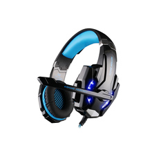 G9000 3.5 USB headphones black and game in 2016