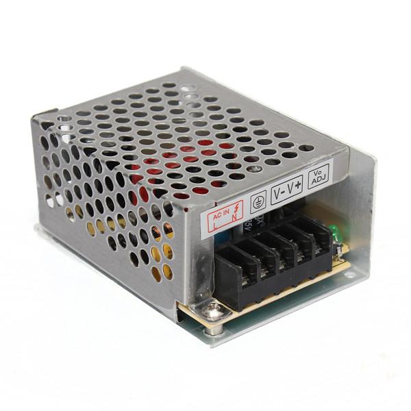 Newest AC 100V 240V to DC 24V 2A 48W Voltage Transformer Switch Power Supply for Led